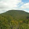 View to Smart's Mountain from Lambert Ridge Trail.