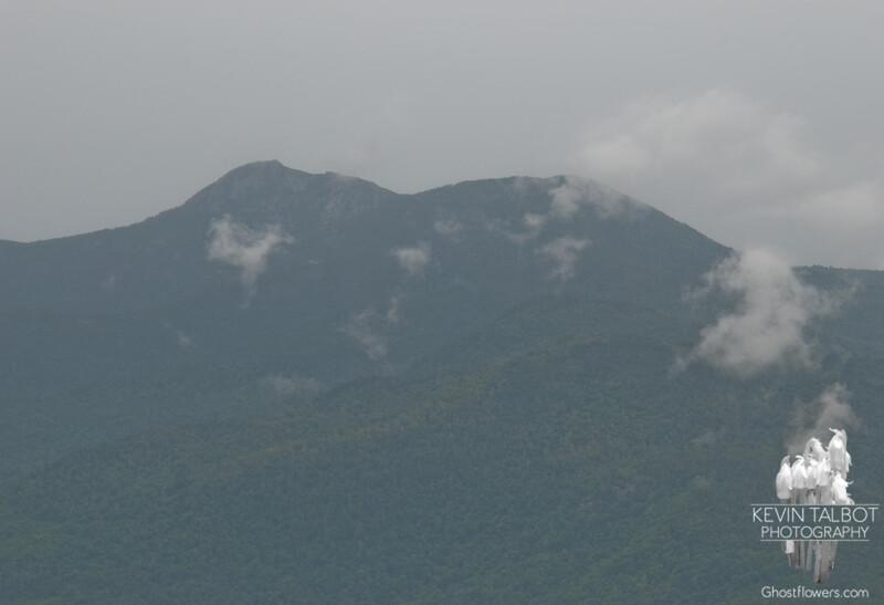 Zoom of Chocorua.