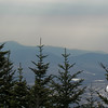Glimpse of the Southern Presidentials on the horizon.