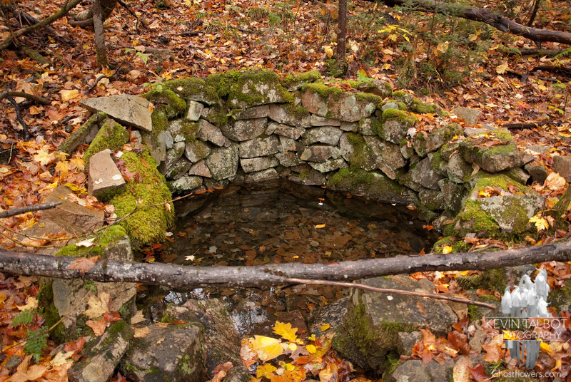 The second well had water.