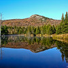 Middle Sugarloaf from Wildlife Pond.