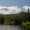 Middle Sugarloaf from the beaver pond.