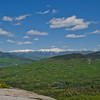 Presidential Range from Middle Sugarloaf.