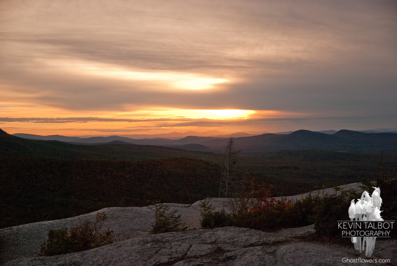 Sunset from Middle Sugarloaf 1.