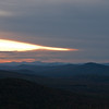 Sunset from Middle Sugarloaf 3.