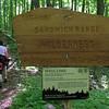 Along the Scaur Ridge Trail.