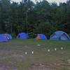 Osceola Vista Base Camp.