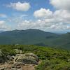 Franconia Ridge and Mount Garfield.