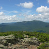 Franconia Ridge from South Twin.