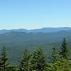 The Carter Range rises above the Crescent Range.