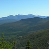 View south to the Presidentials.
