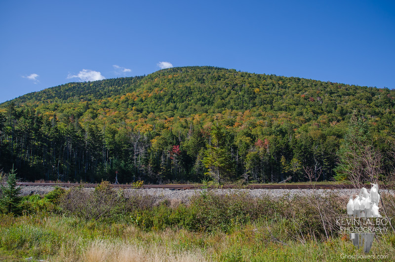 Some colors starting in Crawford Notch.