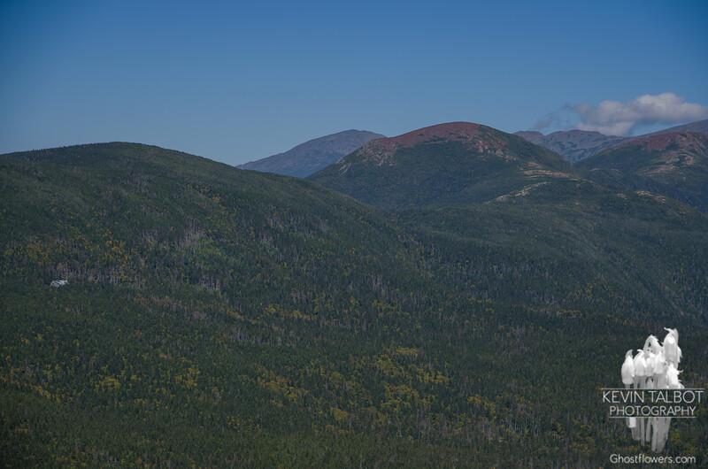 Zoom to Pierce & Eisenhower, Jefferson & Clay beyond, Mizpah Springs Hut left middle...