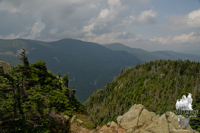 Across Crawford Notch to Mount Field.