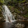 Waterfall on Silver Cascade Brook 2.