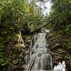 Waterfall on Silver Cascade Brook 3.