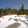Steep hike to the summit of Welch Mountain.