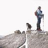 Welch Mountain summit.