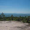View southeast to Silver and Ossipee Lakes.