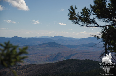 (L to R) North Moat, Mount Shaw, Mount Chocorua