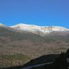 View northwest towards Mount Washington.