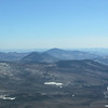 L to R The Geminis, The Doubleheads, Kearsarge North (Pequawket), and Mount Cranmore.