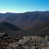 Owl's Head and Franconia Ridge from Bondcliff 1.