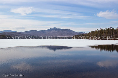 Mount Chocorua in Spring