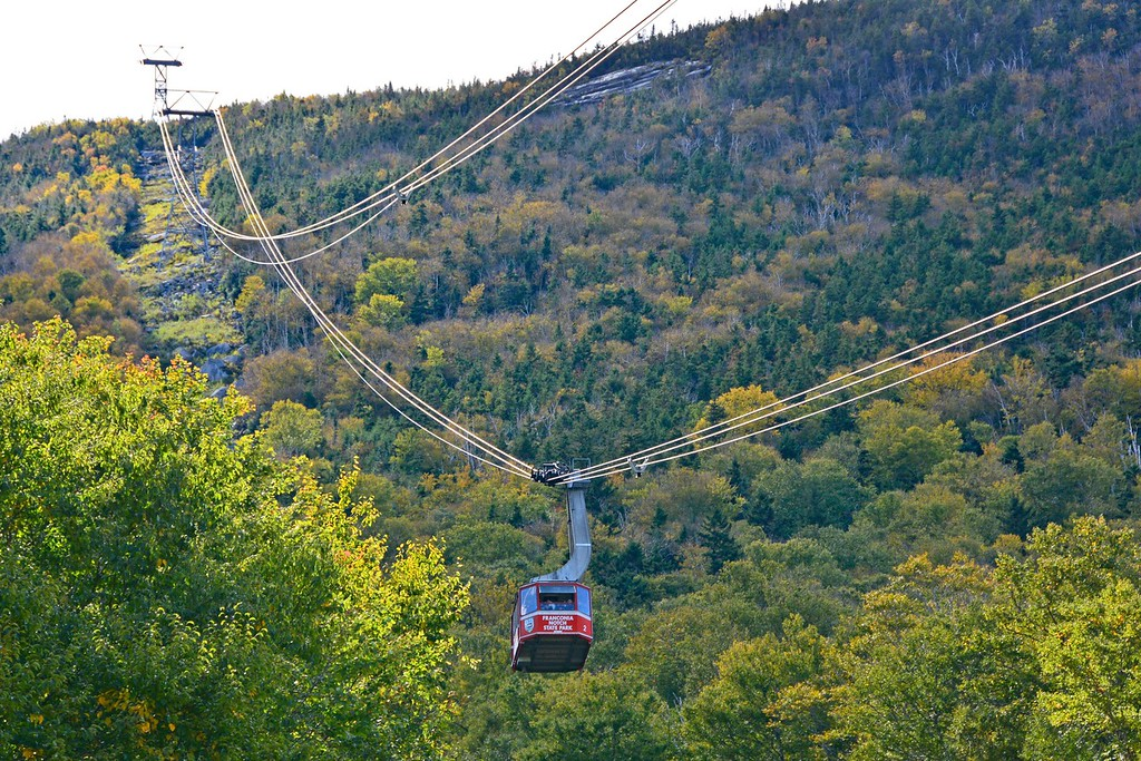 Fall activities in New Hampshire