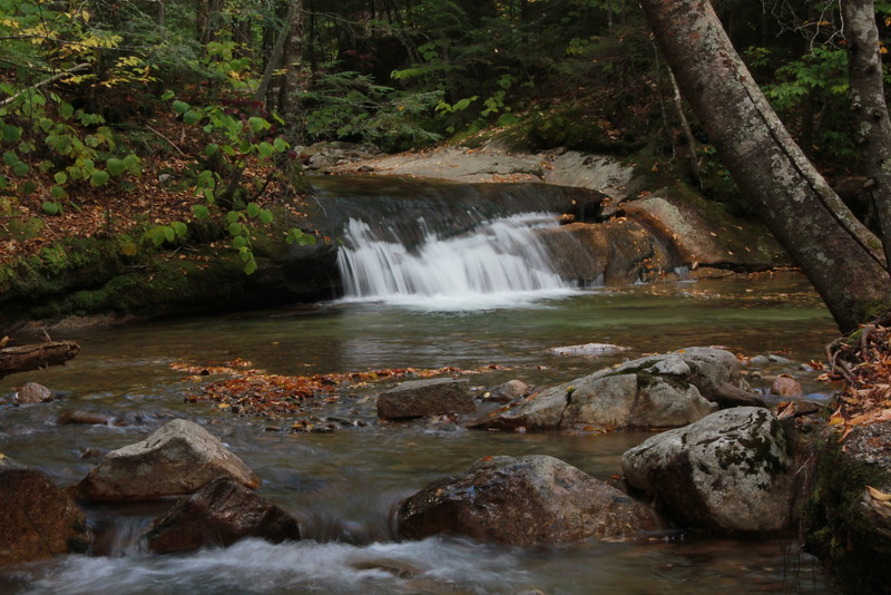 The Basin - Franconia Notch State Park - Lincoln, NH