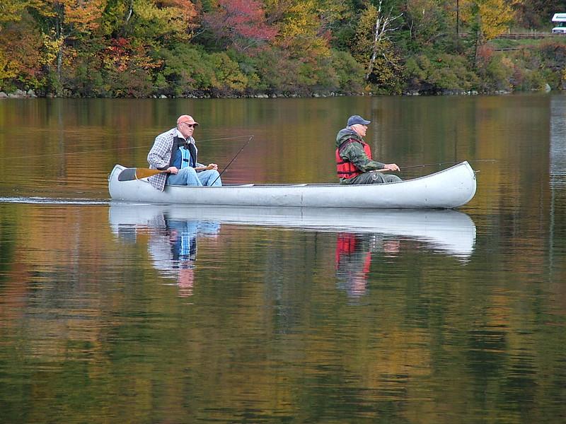 Echo Lake - Franconia Notch, NH