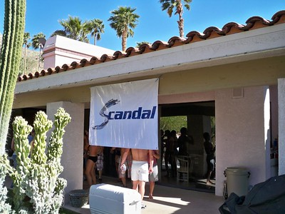 April 11, 2009 - The Scandal Pool Party at WP20 Sponsored by MNDEvents with DJ Alexander