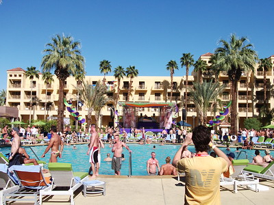Friday Spring Break Pool Party - DJ Luke Johnstone