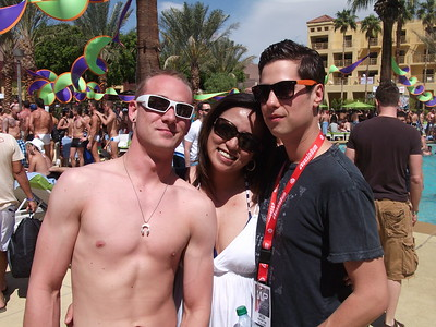 Saturday Pool Party with DJ Brett Henrichsen, Masterbeat