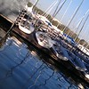 Boat Reflection 2