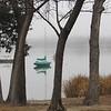 Green Boat Beyond