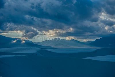 """""""White Sands, Big Skies""""—11"""