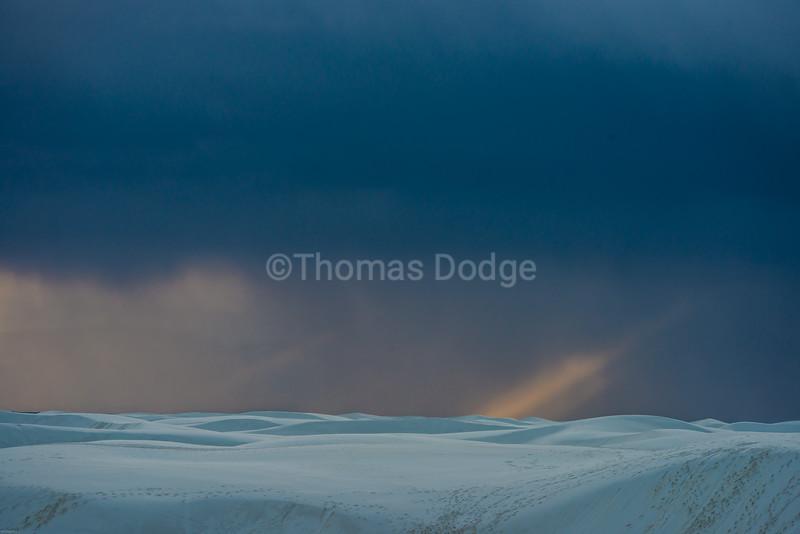 """""""White Sands, Big Skies""""—8"""