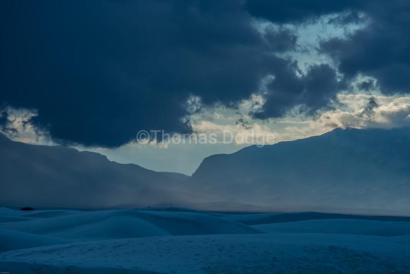 """""""White Sands, Big Skies""""—9"""