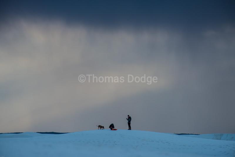 """""""White Sands, Big Skies""""—7"""