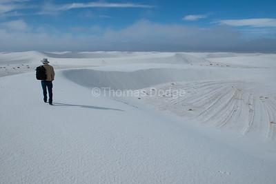 """""""White Sands, Big Skies""""—21"""
