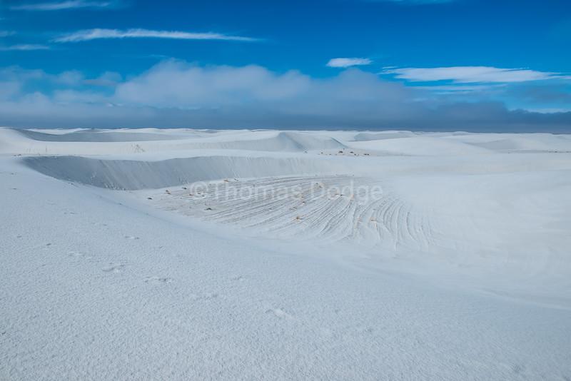 """""""White Sands, Big Skies""""—19"""