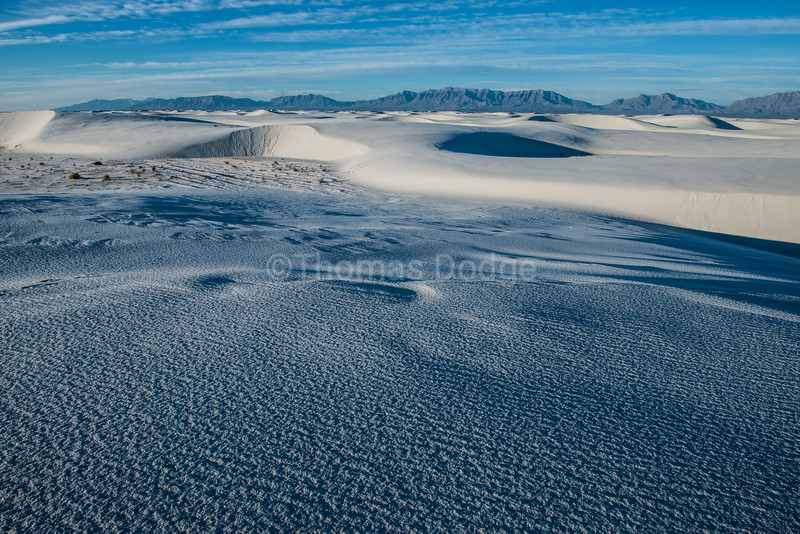 """White Sands, Big Skies—6"
