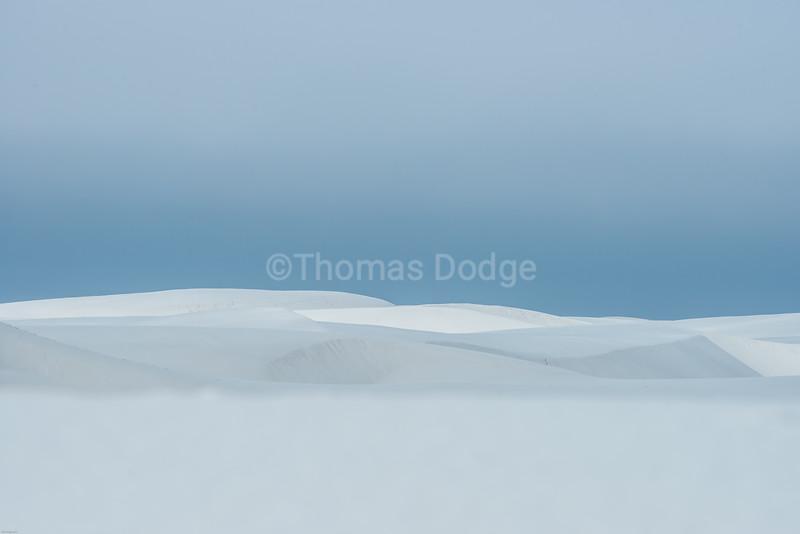 """""""White Sands, Big Skies""""—22"""