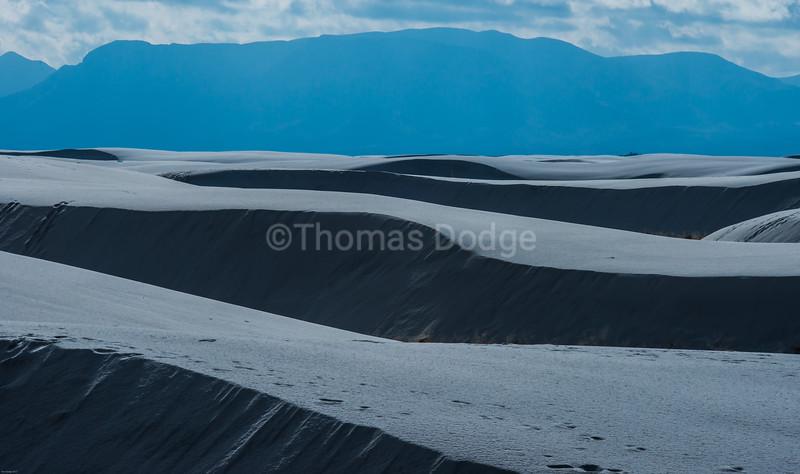 """""""White Sands, Big Skies""""—18"""