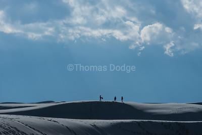 """""""White Sands, Big Skies""""—17"""