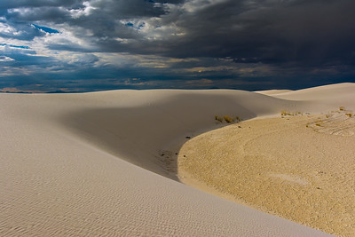 Late Afternoon in White Sands.