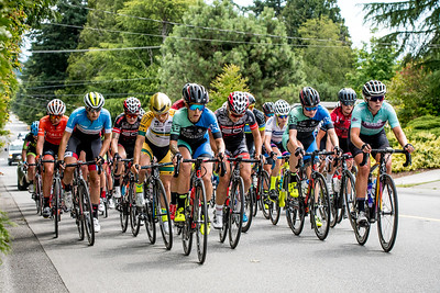 Women's Pro Field. White Spot | Delta Road Race.