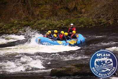White Water Rafting Scotland with Splash Rafting