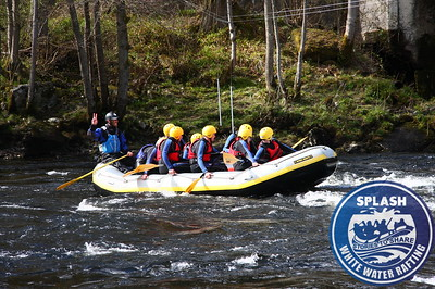 River Tay Rafting Scotland